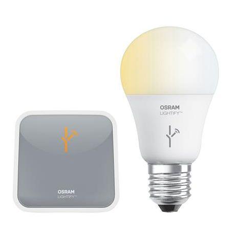 LIGHTIFY Starter Kit von Osram mit Zigbee-Zertification