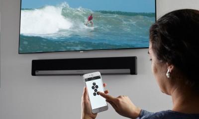 iHaus App mit SamsungTV und