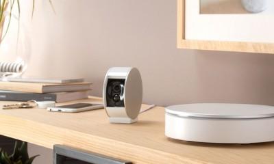 Sicherheit: Myfox Security System, Kamera und Basisstation