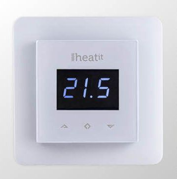Thermostat von Heat-It für Bodenheizungen mit Z-Wave