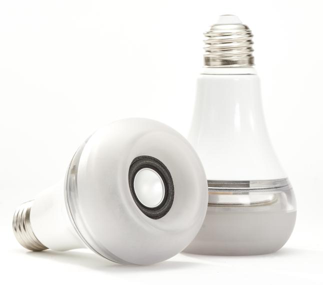 Astro Twist Lampe - Leuchte mit Lautsprecher