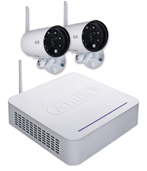 ABUS Funküberwachungs-System TVAC18000 Set