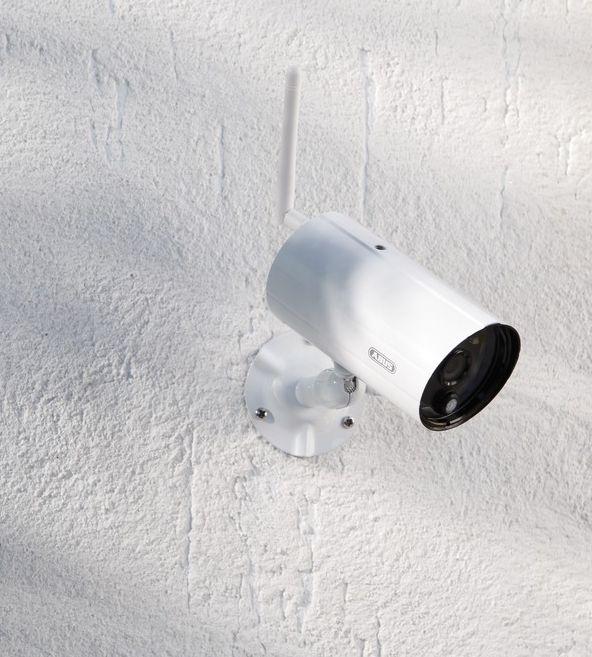 Funküberwachungs-System: ABUS Kamera Sicherheitssystem TVAC18000
