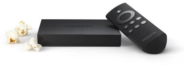 AmazonFireTV mit Fernbedienung
