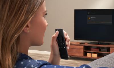 AmazonTV Lifestyle mit Spracherkennung