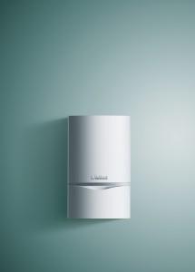 Smarte und vernetzte Heizungen: Gas-Brennwertgeraet Vaillant ecoTEC exclusiv