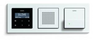 Smart-Home-Systeme: Gira Dockingstation