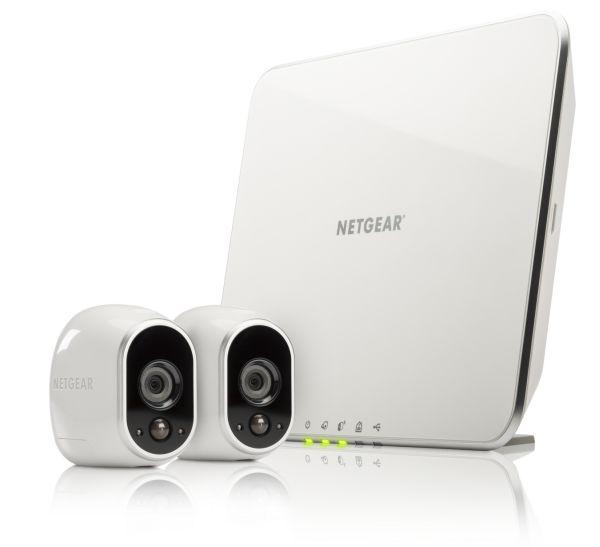 Netgear Arlo VMS3230 System mit Basisstation - Sicherheit zu Hause