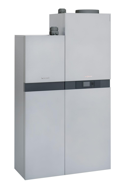 Brennstoffzellen-Heizgung: Viessmann Vitovalor 300-P