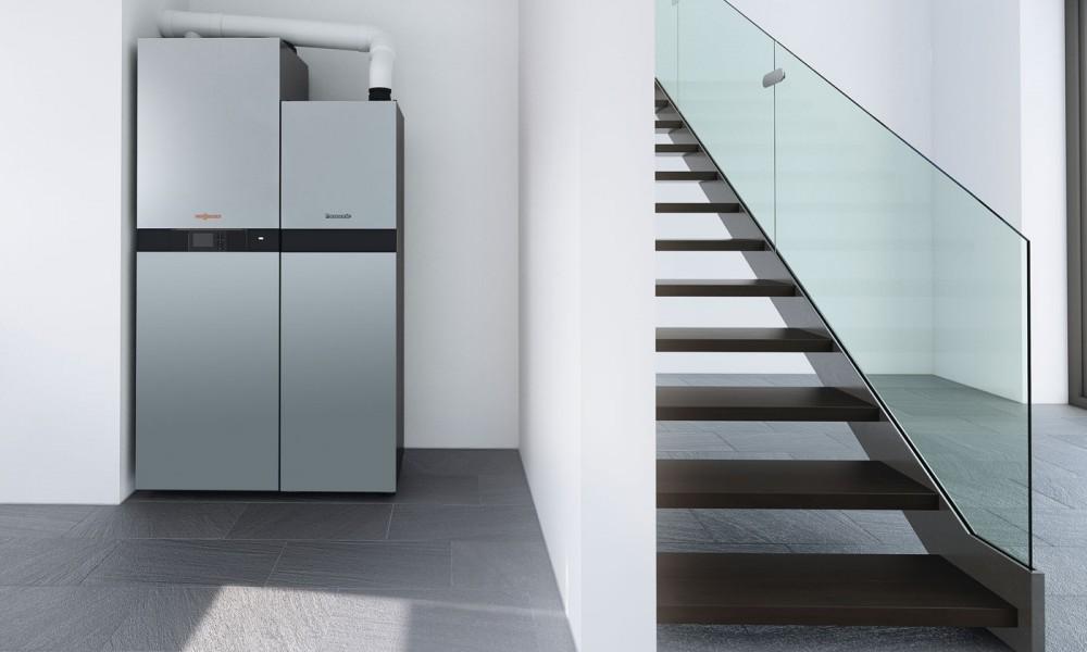 brennstoffzellen heizung viessmann vitovalor 300 p erzeugt w rme und strom vernetzte welt. Black Bedroom Furniture Sets. Home Design Ideas