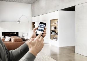 Smart-Home-Systeme: Busch-free@home: Steuerung per Smartphone