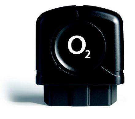 O2 Car Connection Stecker - digitales Fahrtenbuch für das vernetzte Auto