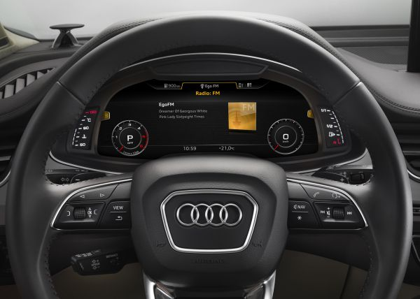 Audi Q7 Lenker mit Smart-Funktion