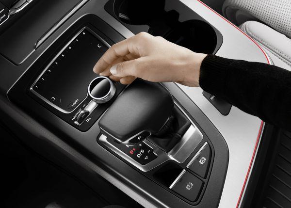 Audi Q7 MMI Touchpad