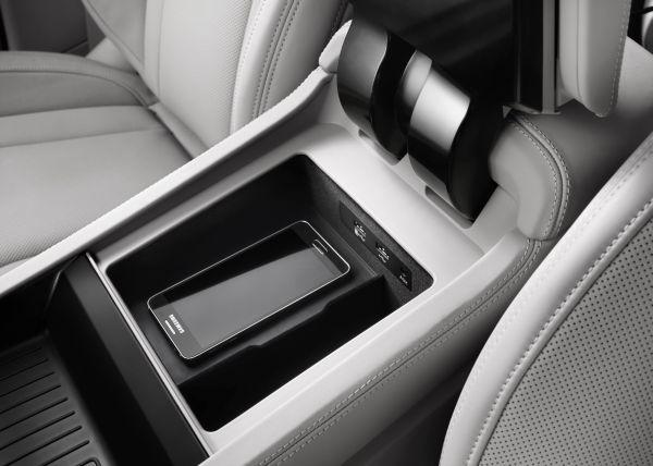 Audi Q7 Phone Box