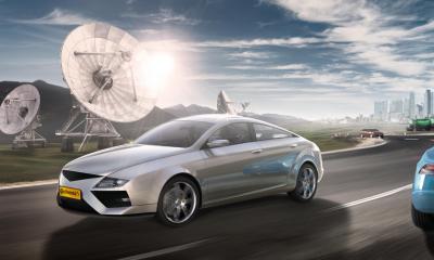 Car to Car Continental - Sicherheit im Straßenverkehr