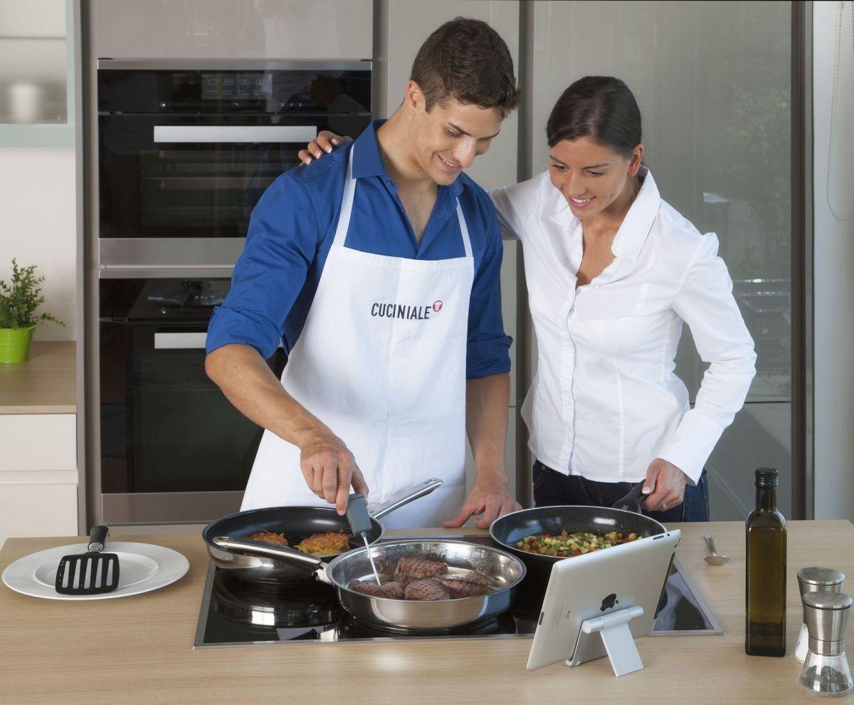 Cuciniale Sensor vernetzte Küche