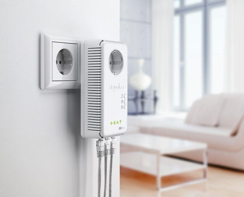 WLAN-Reichweite ausbauen: Devolo dLAN-500-AV-Wireless Lifestyle
