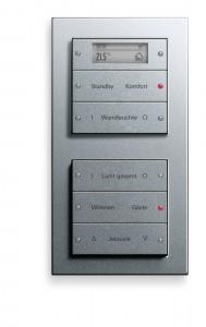 Smart-Home-Lösungen: Gira Tastsensor