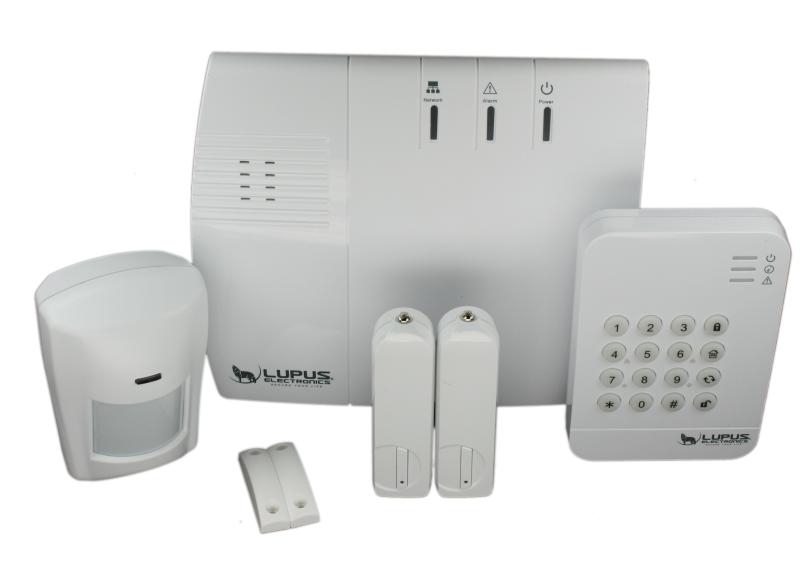 Sicherheitspaket: Lupus Lpupusec XT1