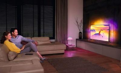 Philips 7600 Lifestyle SmartTV - SmartTV einrichten