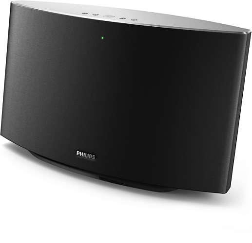 Philips Lautsprecher SW750M12 mit Spotify