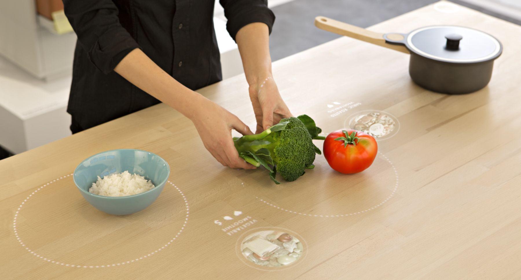 Vernetzte Küche - besser Essen und gesünder leben - Vernetzte Welt