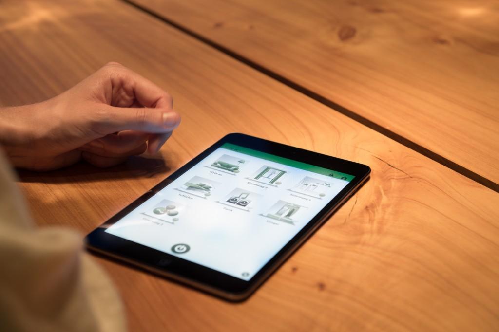 Smart-Home-Steuerung per App