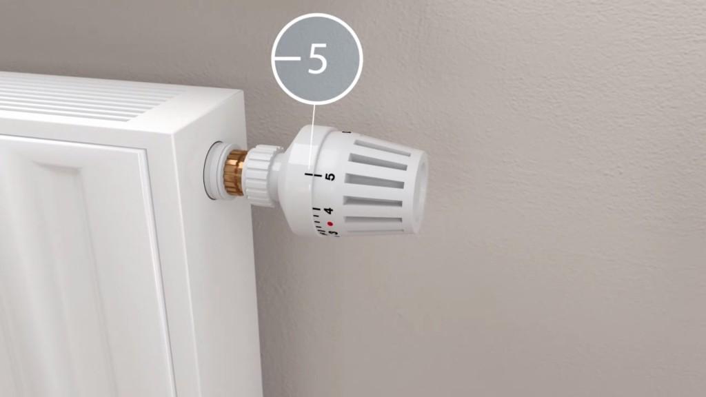 Smarte Heizkörperthermostate - Devolo Home Control: Alten Drehregler entfernen