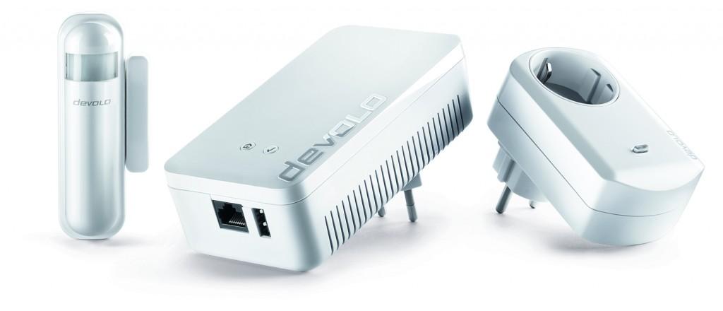Devolo Home Control: Starter-Paket - Heimsteuerung für alle