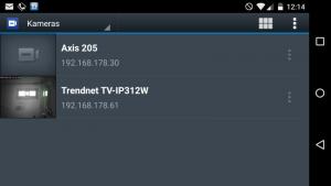 Videoüberwachung: DS cam auf Netzspeicher von Synology