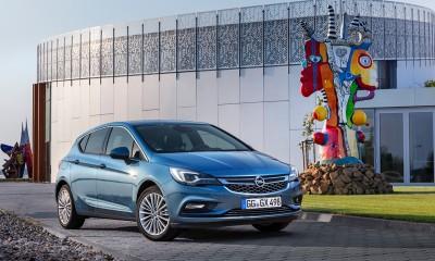 Opel Astra 2015 mit OnStar