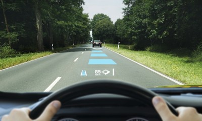 Aufmacher Head-up-Display-Continental, HUD