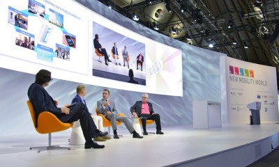 IAA 2015 Forum - New Mobility World