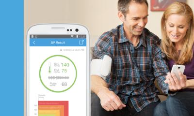 Blutdruck iHealth Track Blutdruckmesser