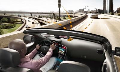Aufmacher: automatisierten Fahren - Connectivity-Landscape