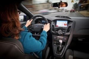 Ford SYNC 3-Sprachsteuerung