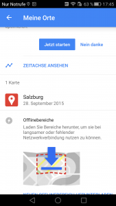 Google maps_android