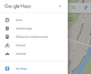 Google maps_meine
