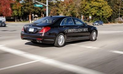 autonomes Fahren S500
