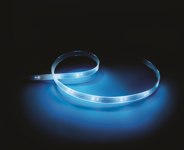 Smarte Beleuchtung: Philips Hue Lightstrip Plus in Balu