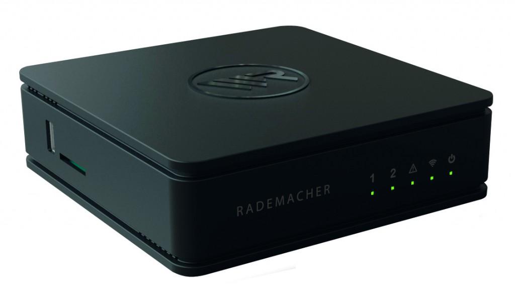 Smart-Home verstehen: Smart-Home-Zentrale Rademacher HomePilot2