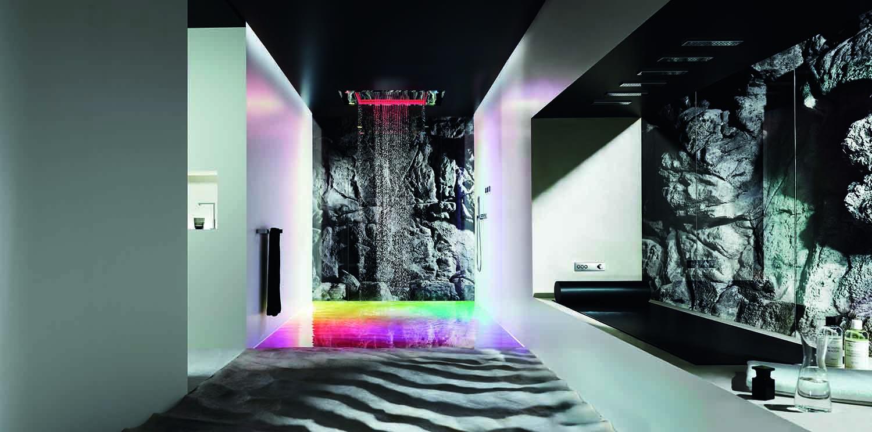 dornbracht smart water f r ein digitales bad vernetzte welt. Black Bedroom Furniture Sets. Home Design Ideas