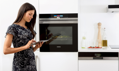 vernetzten Kühlschrank: Siemens iQ700 System Lifestyle