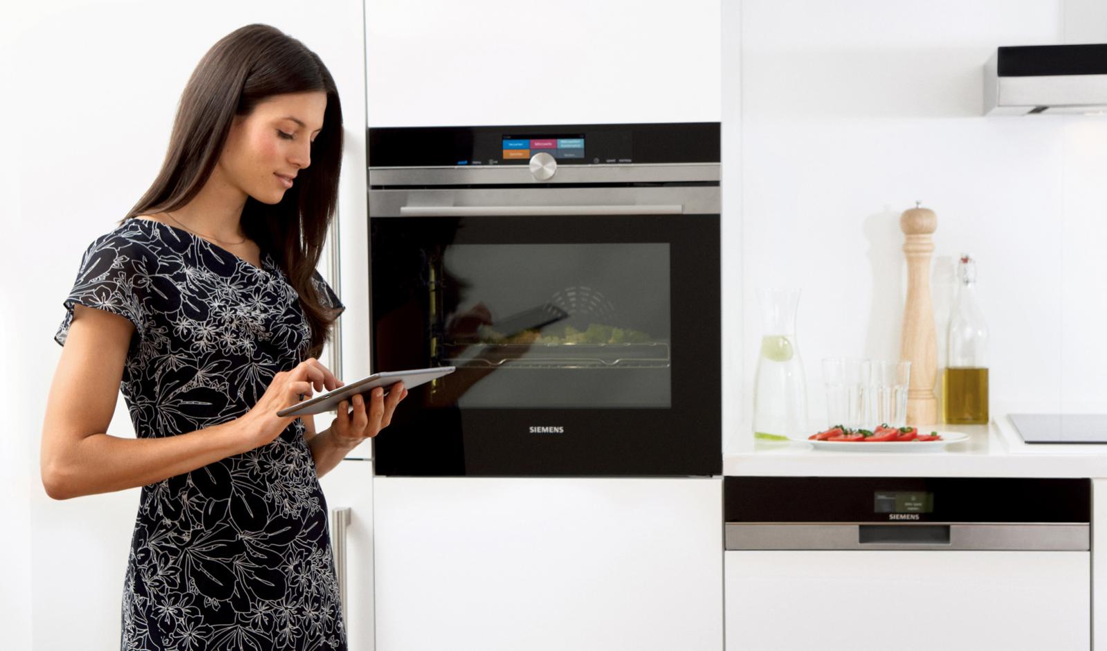 Siemens Kühlschrank Iq700 : Der vernetzte kühlschrank iq von siemens vernetzte welt