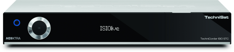 Receiver TechniCorder ISIO STC Silber