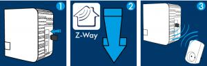 Western Digital Z-Way USB-Stick einrichten