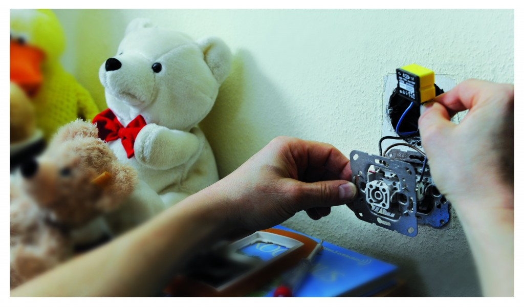 Smart-Home verstehen: Unterputz-Aktoren von digitalSTROM