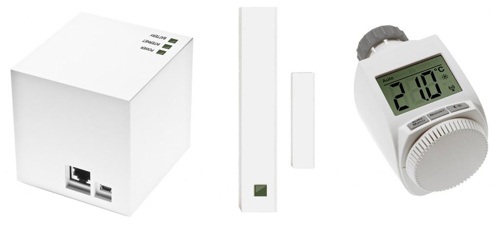 Mobilcom-debitel Smarthome: Starter-Kit