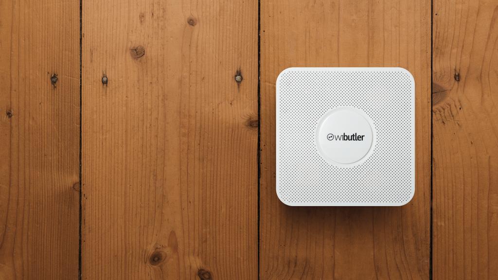 Smart-Home-Zentrale Wibutler